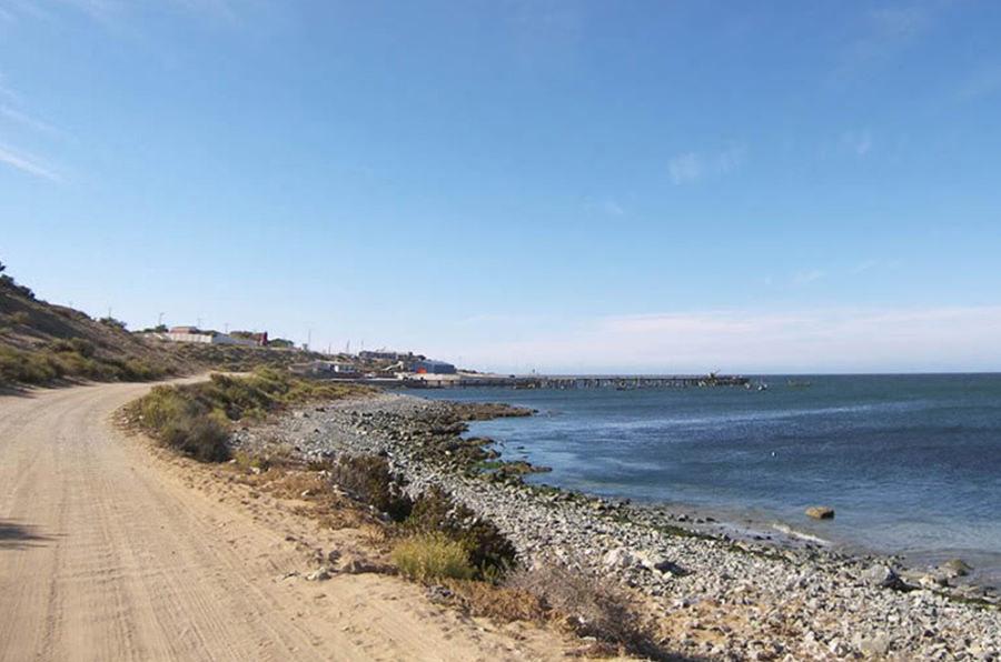 Puerto aldea