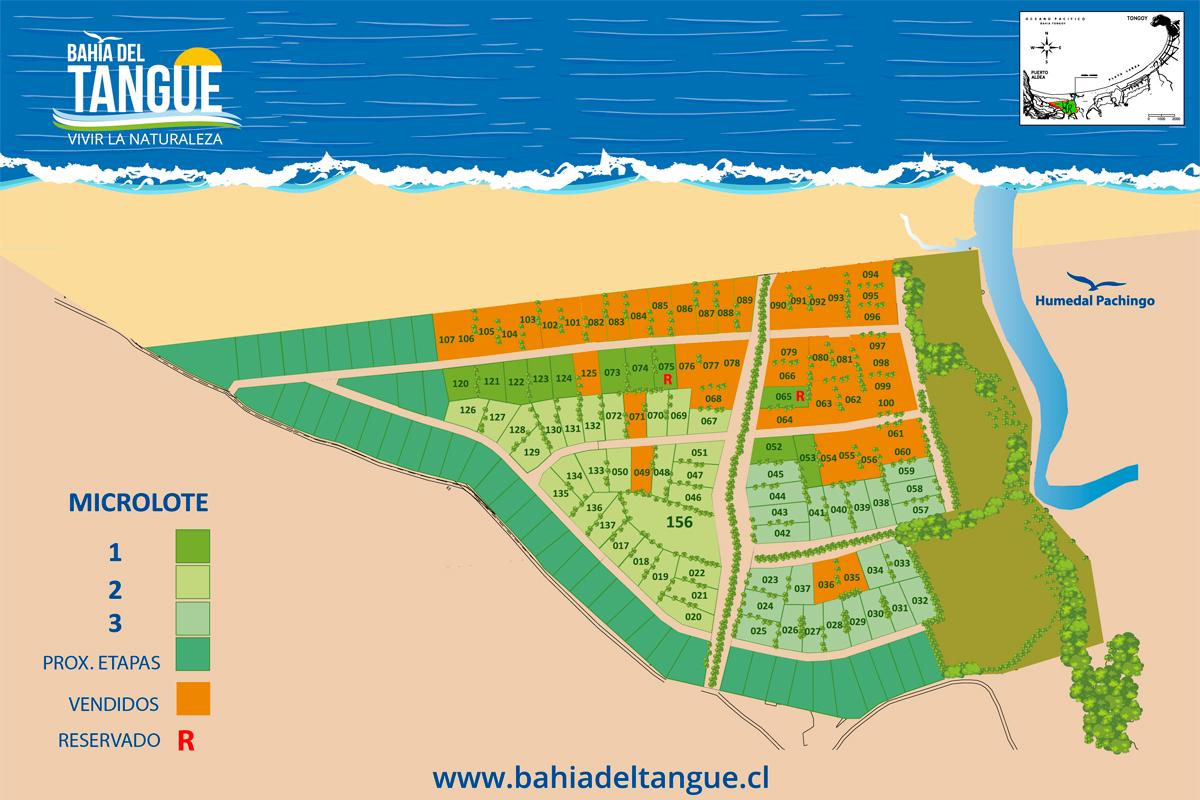 máster plan bahía del tangue